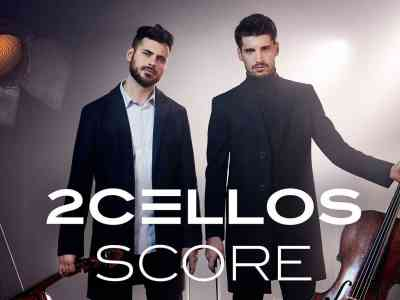 2Cellos The Score Tour 2017
