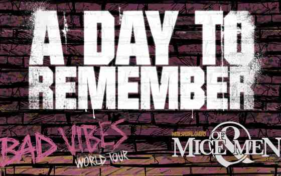 A Day To Remember concerto