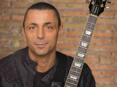 Alex Britti 40 Anni in Blues