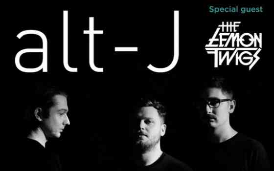 Biglietti concerto Alt-J - This is all yours tour