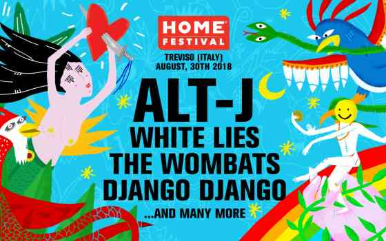 Home Festival - Day 1