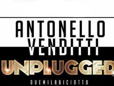 Antonello Venditti UNPLUGGED 2018