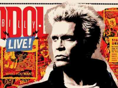 Billy Idol LIVE !