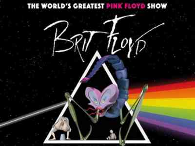 Brit Floyd Immersion World Tour 2017