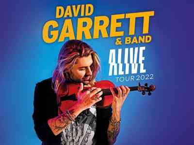 David Garrett Unlimited Live 2020