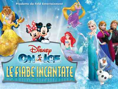 Disney On Ice Le Fiabe Incantate