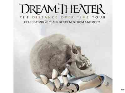 Dream Theater Rock The Castle 2019