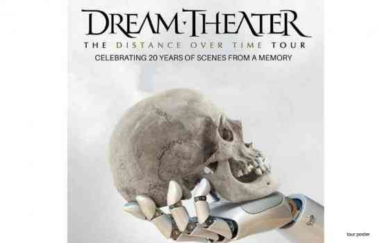Biglietti concerto Dream Theater