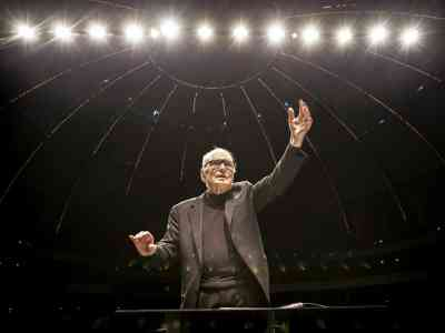 Ennio Morricone The 60 years of Music World Tour