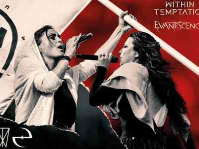 Evanescence + Within Temptation  Worlds Collide Tour