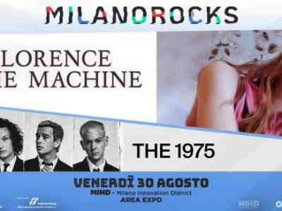 Florence + The Machine and The 1975