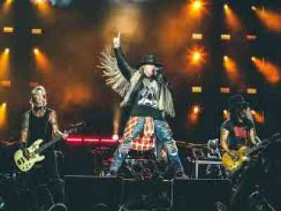 Guns N' Roses  Firenze Rocks