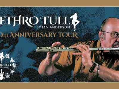 Jethro Tull By Ian Anderson 50th Anniversary Tour