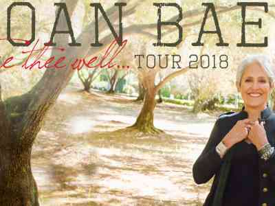 Joan Baez Fare Thee Well Tour