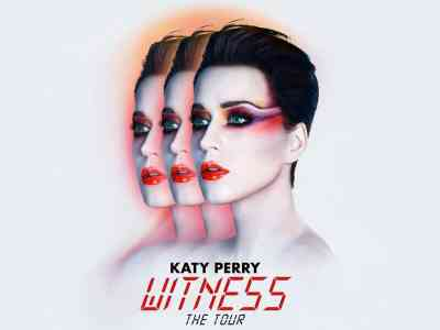 Katy Perry Witness Tour