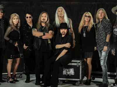 Lynyrd Skynyrd St of the Street Survivors Farewell tour