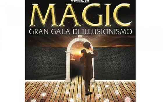 Magic 2017 illusionismo