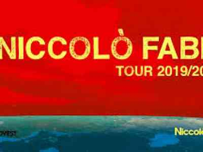 Niccolo' Fabi Tour Estate 2020