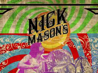 Nick Mason The Heartbeat of Pink Floyd
