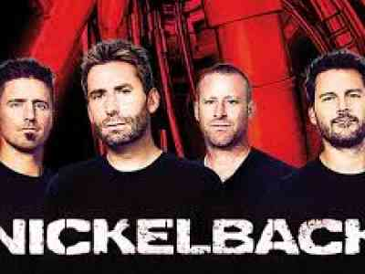 Nickelback The Feed Machine Tour