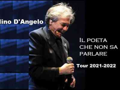 Nino D'Angelo Tour 2021-2022