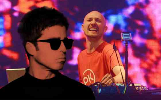 Noel Gallagher High Flying Birds + Paul Kalkbrenner