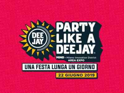 Party Like a Deejay 2019 Party like a Deejay