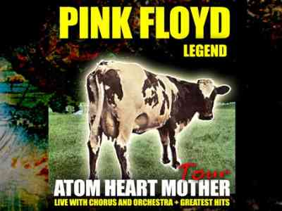 Pink Floyd Legend Live at Ostia Antica