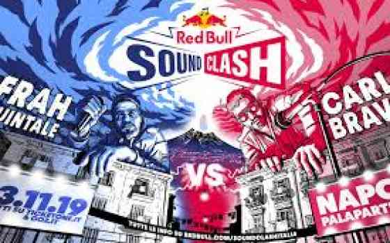 Biglietti Red Bull Soundclash