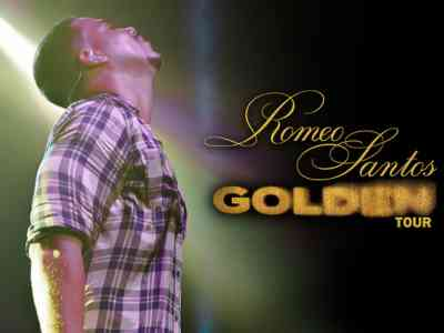 Romeo Santos Golden European Tour
