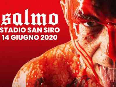 Salmo Playlist Tour 2019