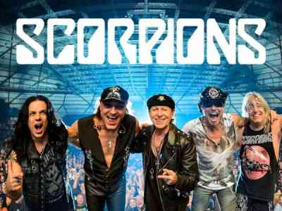 Scorpions Crazy World tour 2018