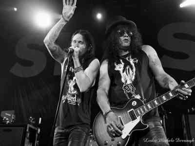 Slash Myles Kennedy & The Conspirators
