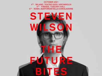 Steven Wilson To Future Bites Tour