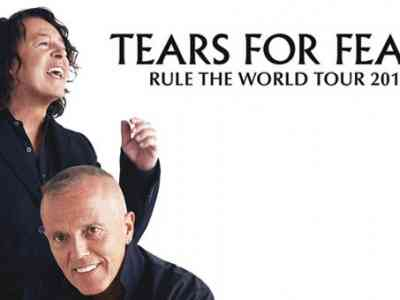 Tears For Fears Rule The World Tour 2018