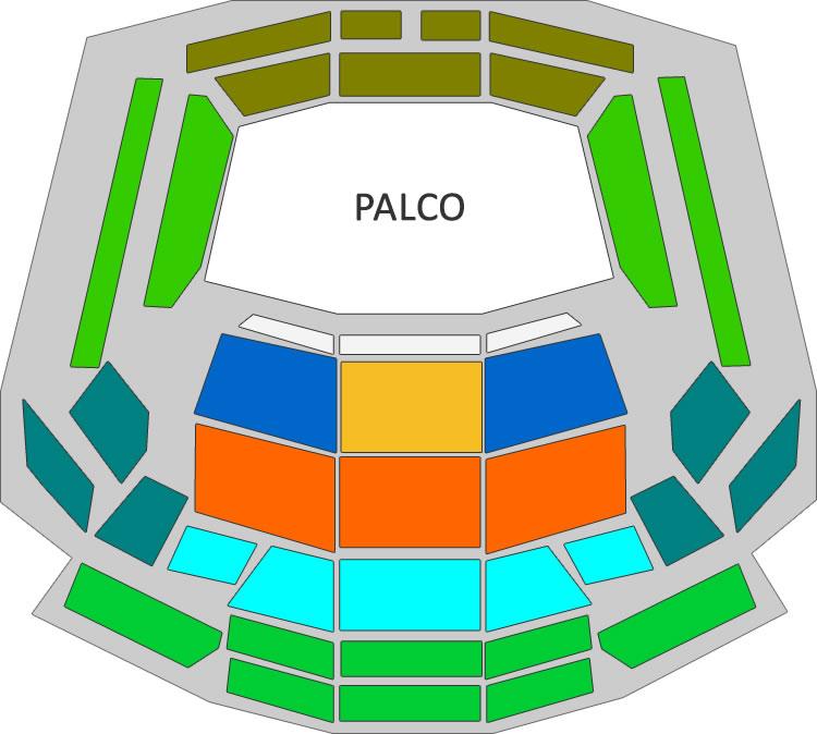 Biglietti concerto elisa roma venerd 24 maggio 2019 for Auditorium parco della musica sala santa cecilia posti migliori
